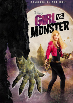 Skylar Lewis chasseuse de monstres disney channel original movie