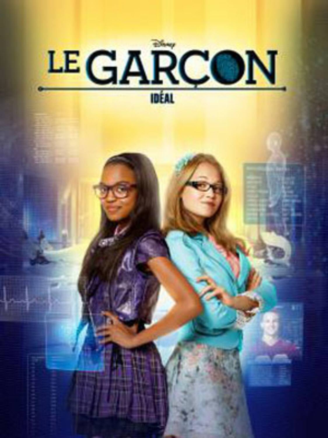 affiche poster garçon idéal how build better boy disney channel