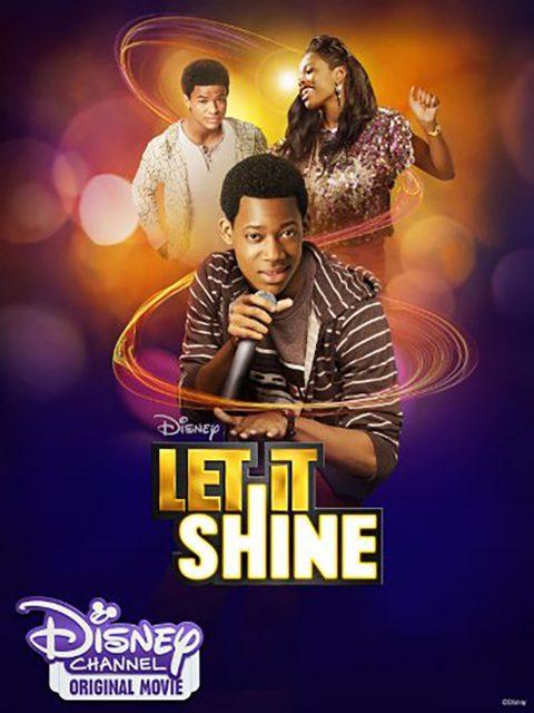 Affiche Poster let it shine disney channel