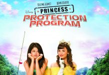 Affiche Poster princess protection program mission rosalinda disney channel