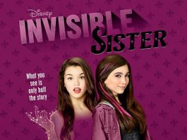 Affiche Poster soeur invisible sister disney channel