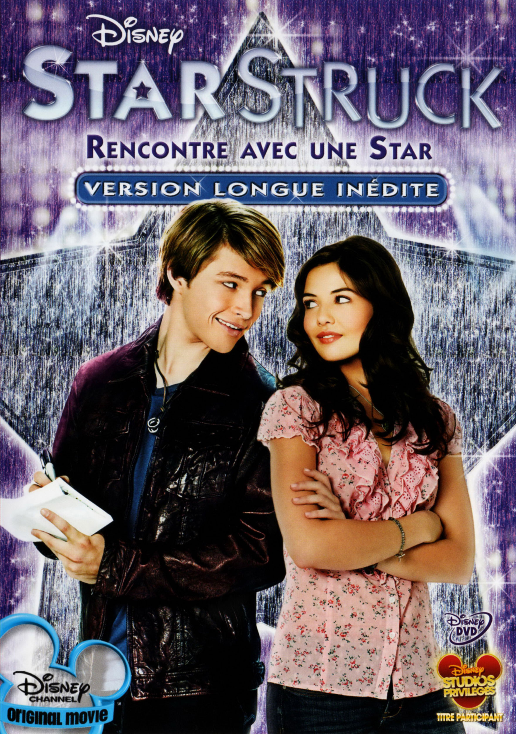 affiche poster starstruck rencontre star disney channel