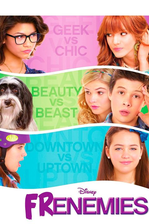 amiennemies disney channel original movie