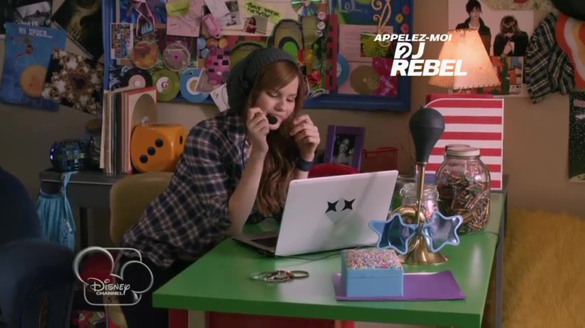disney channel original movie appelez-moi dj rebel