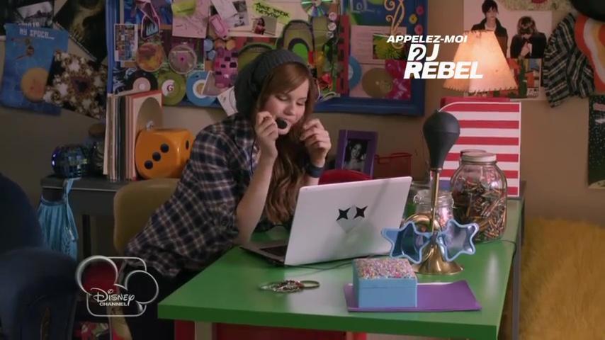 disney channel original movie appelez-moi dj rebel