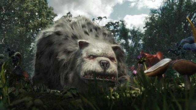 bandersnatch disney personnage character alice au pays des merveilles in wonderland