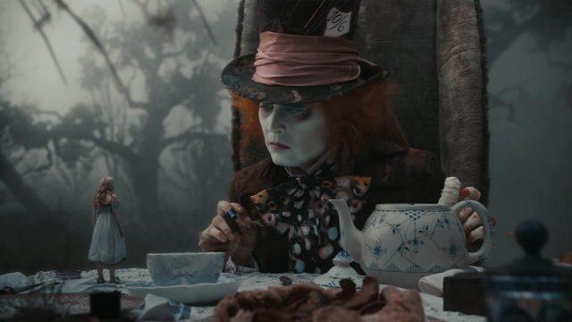 chapelier fou mad hatter personnage character alice au pays des merveilles in wonderland