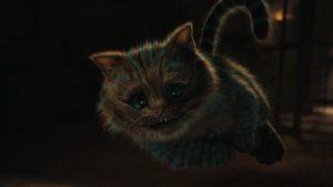 chat de cheshire cat personnage character alice au pays des merveilles in wonderland