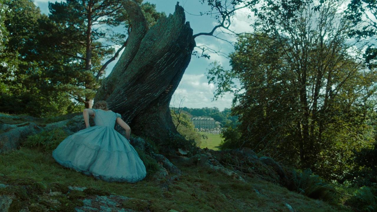Les clins d oeil dans alice au pays des merveilles for Alice dans le miroir balthus