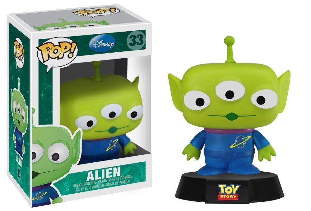 pixar disney funko pop toy story alien