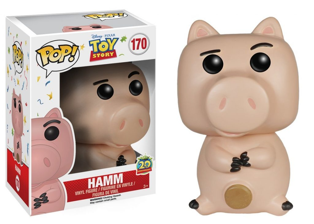 pixar disney funko pop toy story 20 ans 20th anniversary bayonne hamm