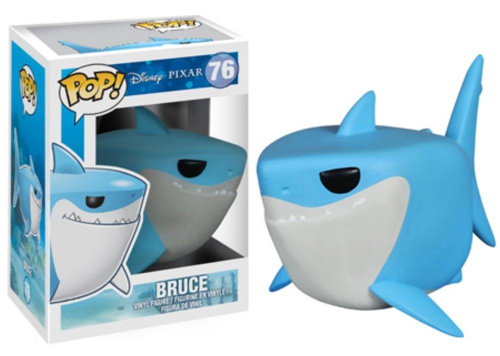 pixar disney funko pop monde nemo finding bruce