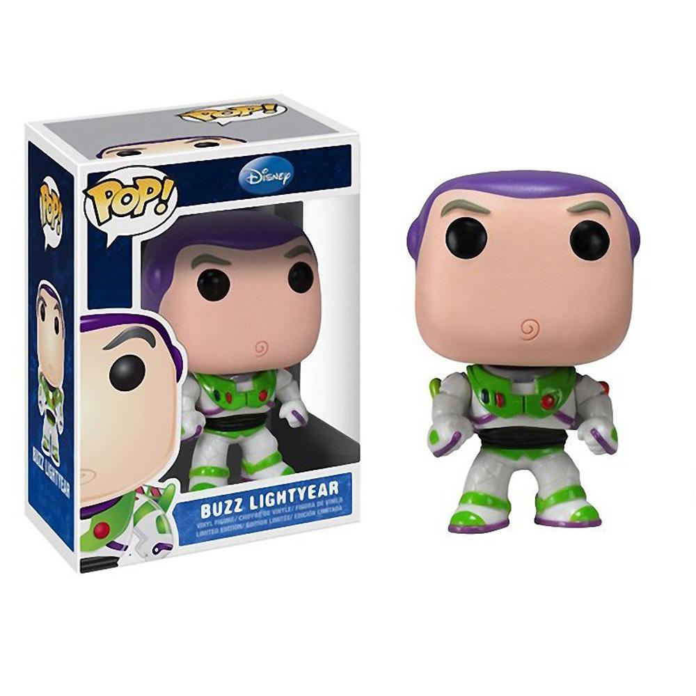 pixar disney funko pop toy story buzz