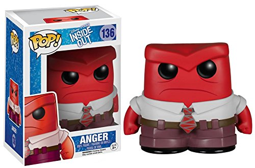 pixar disney funko pop vice versa inside out colère anger
