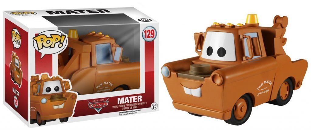 pixar disney funko pop cars martin mater