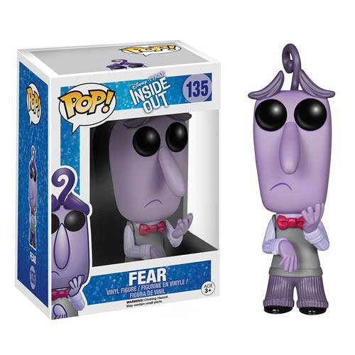 pixar disney funko pop vice versa inside out peur fear