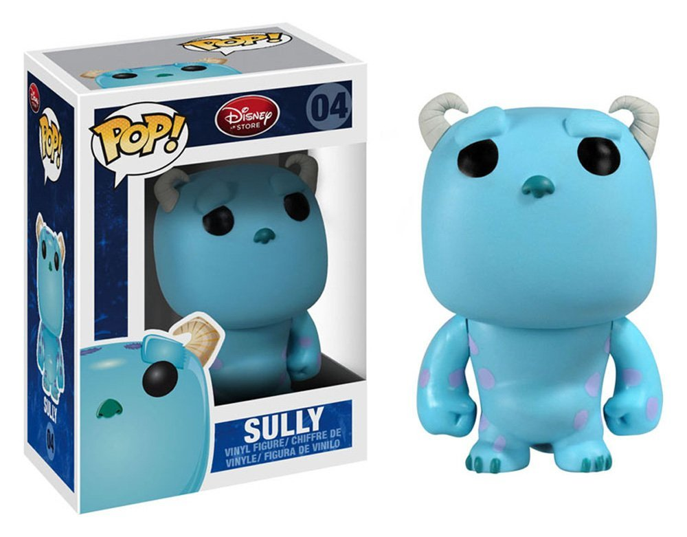 pixar disney funko pop monstres cie monsters inc bob mike sulli sulley