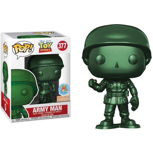 army man soldat vert funko pop toy story disney pixar