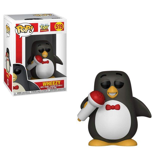 siffli wheezy funko pop toy story disney pixar