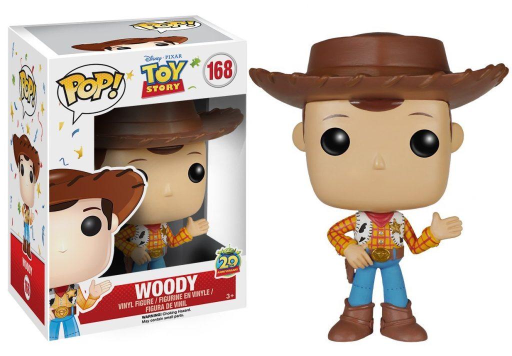 pixar disney funko pop toy story 20 ans 20th anniversary woody