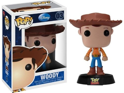 pixar disney funko pop toy story woody