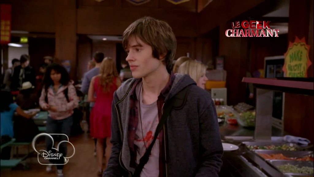 Disney Channel original movie le geek charmant