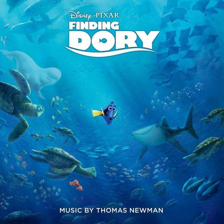 """Unforgettable – Paroles de la chanson dans """"Le Monde de Dory""""."""