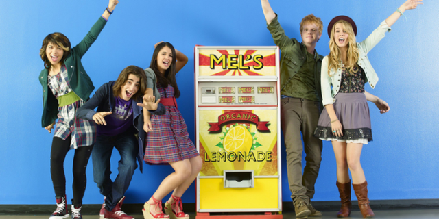 lemonade mouth disney channel