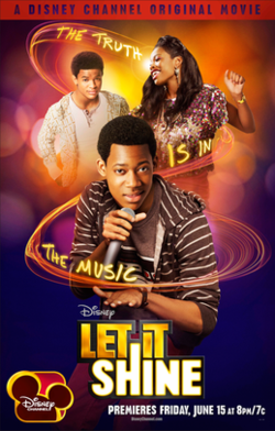 disney channel original movie let it shine