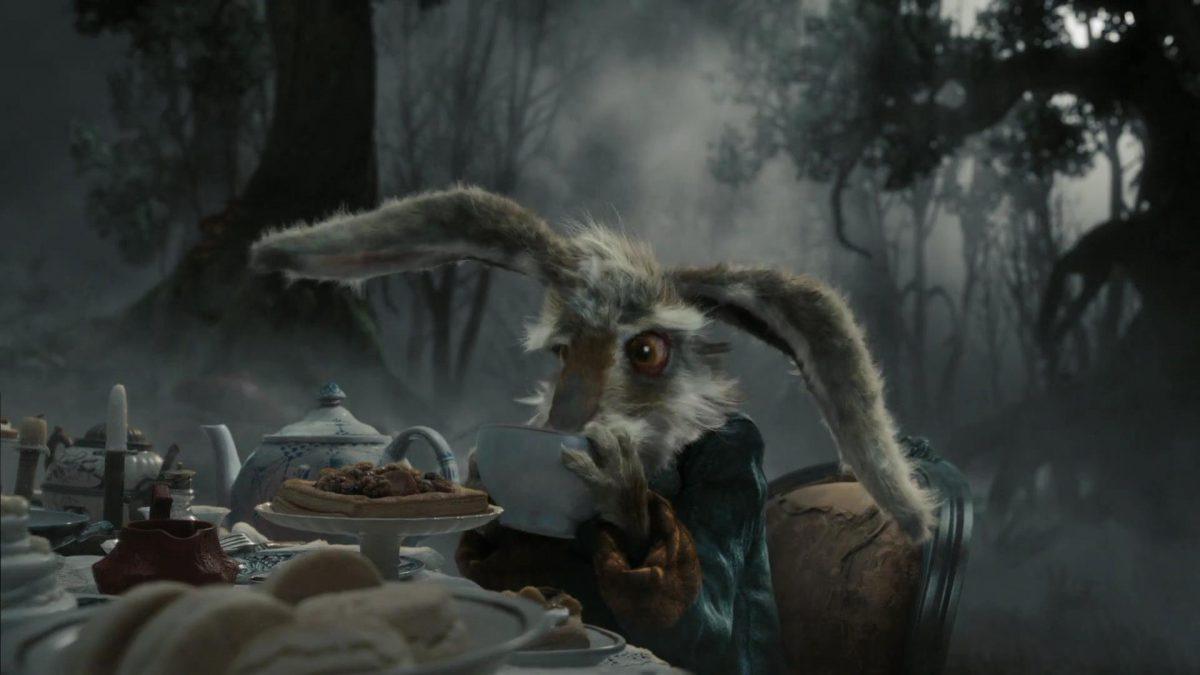 lièvre de mars march hare disney personnage character alice au pays des merveilles in wonderland