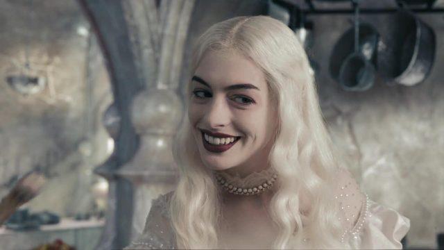 reine blanche white queen mirana personnage character alice au pays des merveilles in wonderland