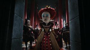reine rouge iracebeth red queen mirana personnage character alice au pays des merveilles in wonderland