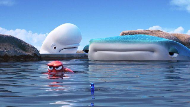 replique quote citation monde finding dory disney pixar