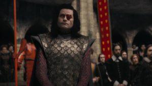 Ilosovic Stayne valet rouge Knave of Hearts personnage character alice au pays des merveilles in wonderland