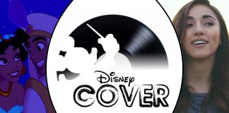 Disney cover a whole new world aladdin alex G