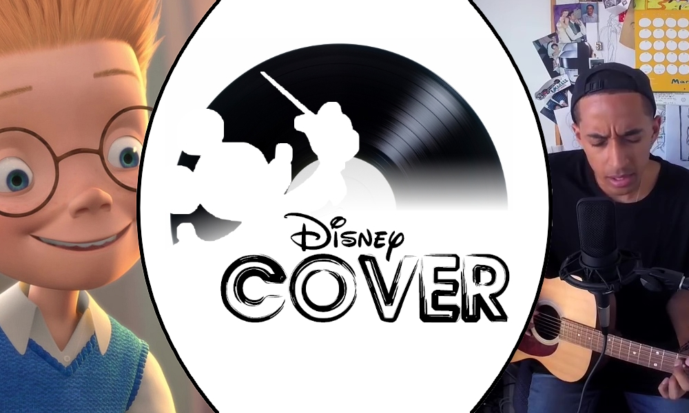 Disney cover bienvenue chez les robinson zeek power little wonders