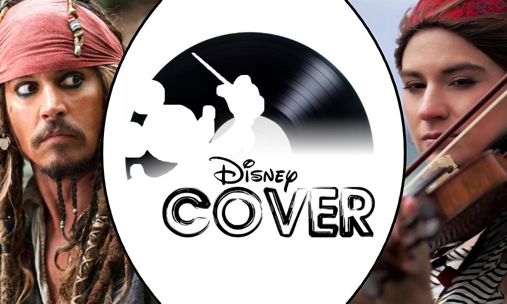 Disney cover pirates des caraïbes he's a pirate taylor Davis
