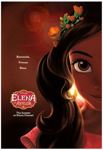 disney channel disney junior elena d'avalor