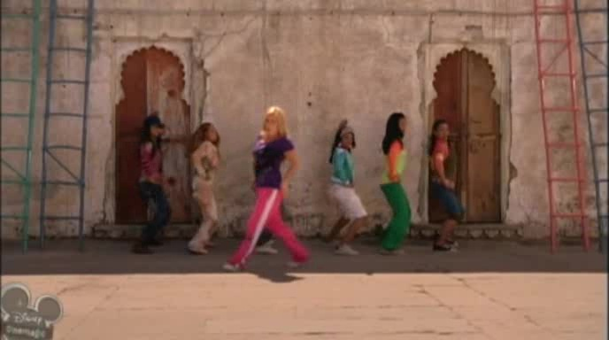 les cheetah girls un monde unique disney channel original movie