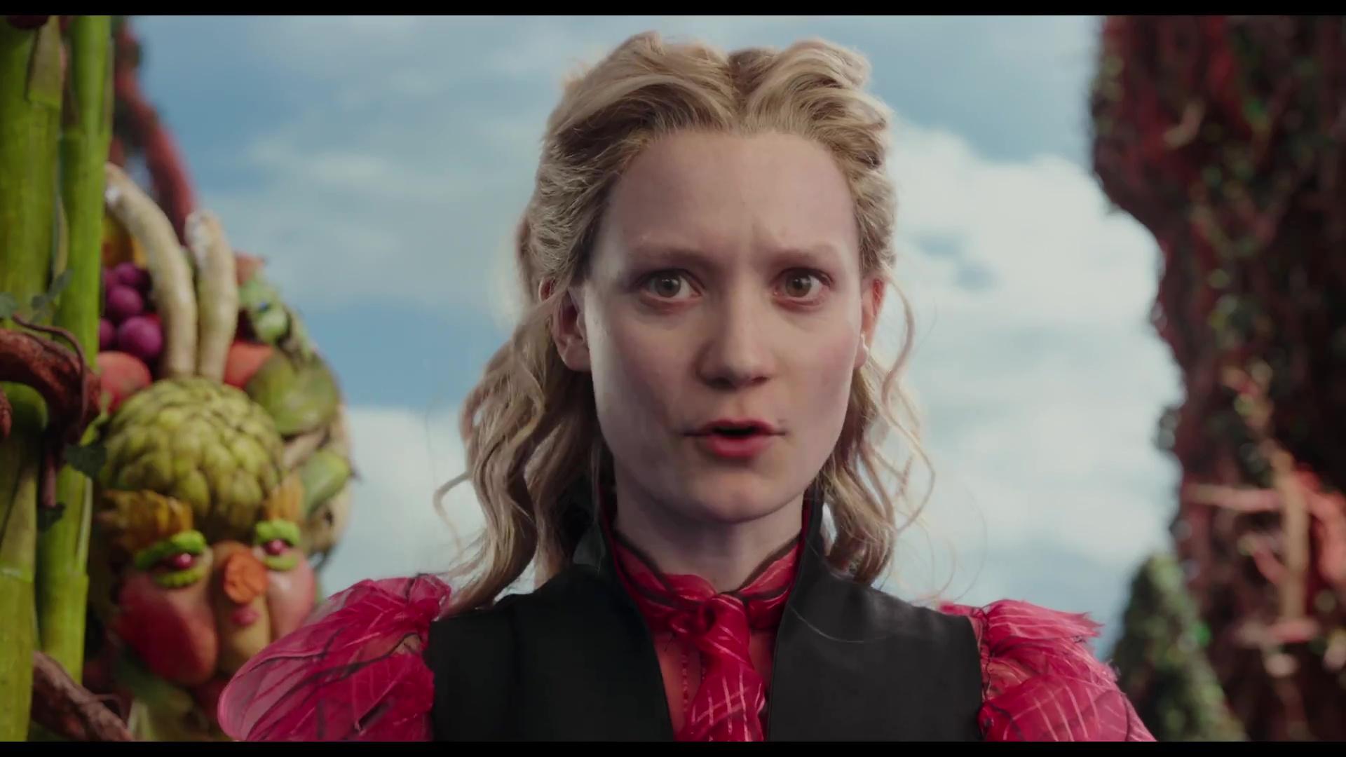 Alice de l autre c t du miroir les acteurs parlent du for L autre cote du miroir