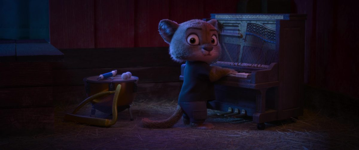 bobby catmull disney personnage character zootopie zootopia