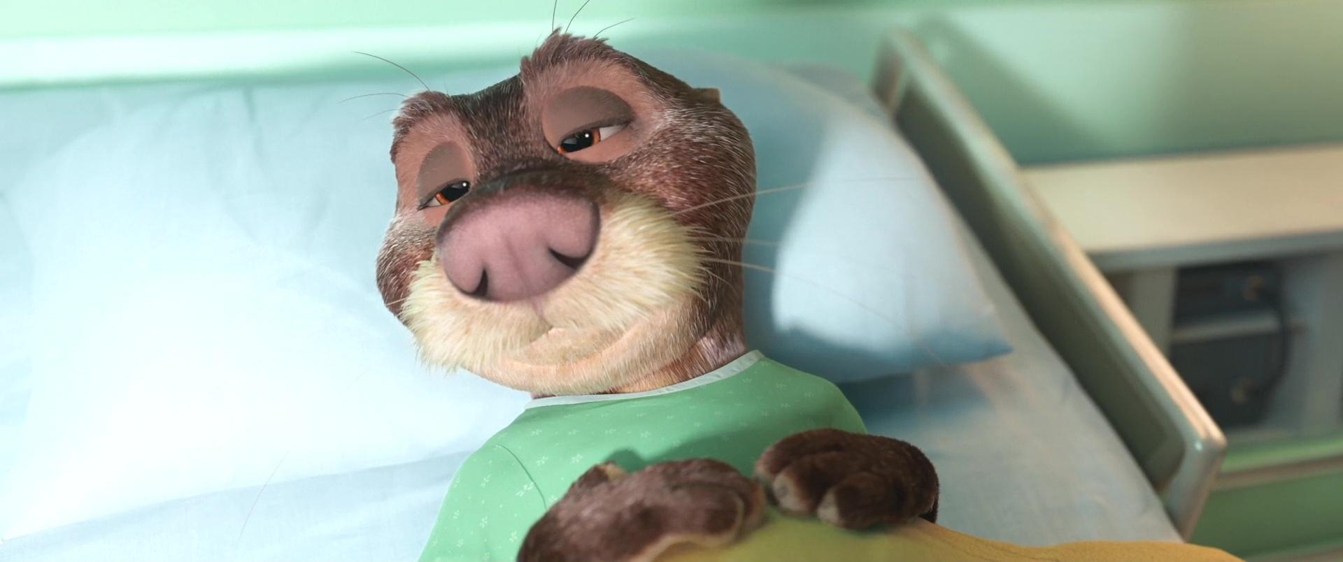 emmett otterton disney personnage character zootopie zootopia