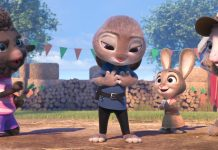 gareth disney personnage character zootopie zootopia