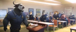 Gromayer fangmeyer wolford disney personnage character zootopie zootopia