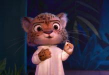 jaguar disney personnage character zootopie zootopia