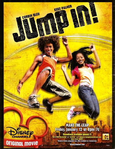 jump in! disney channel original movie