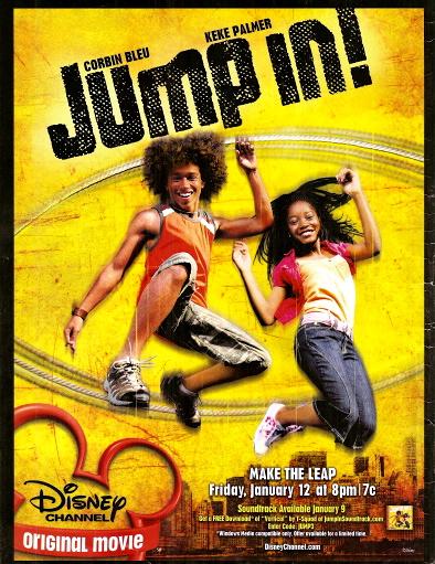 jump in! disney channel original movie