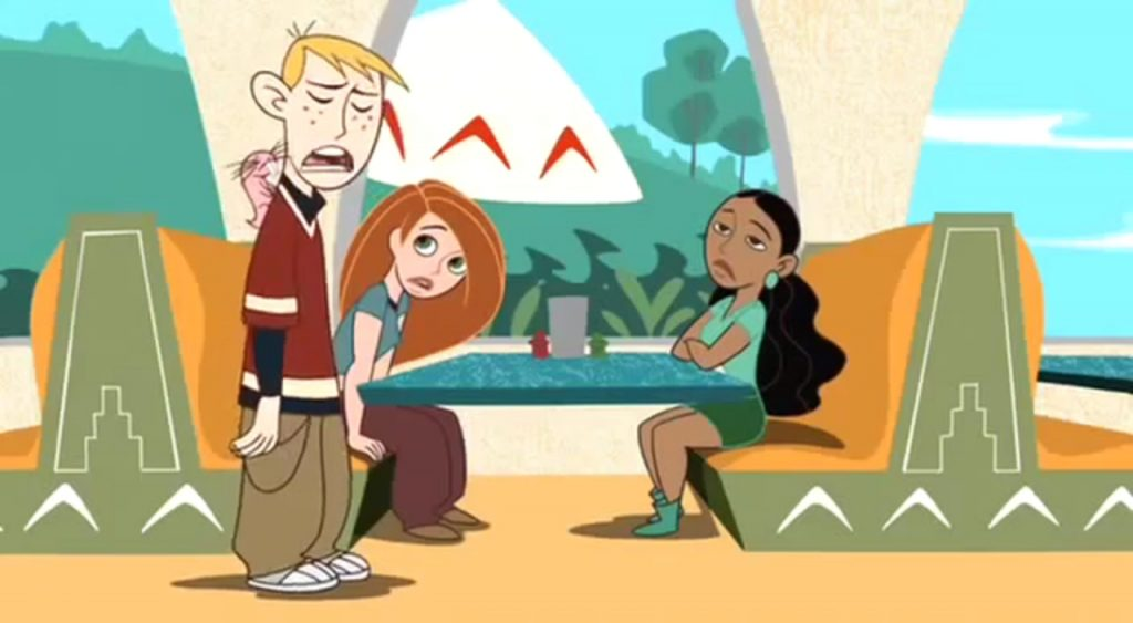 kim possible mission cupidon disney channel