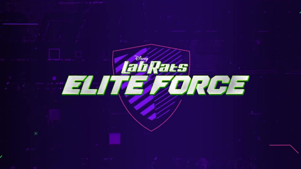 Disney lab rats elite force