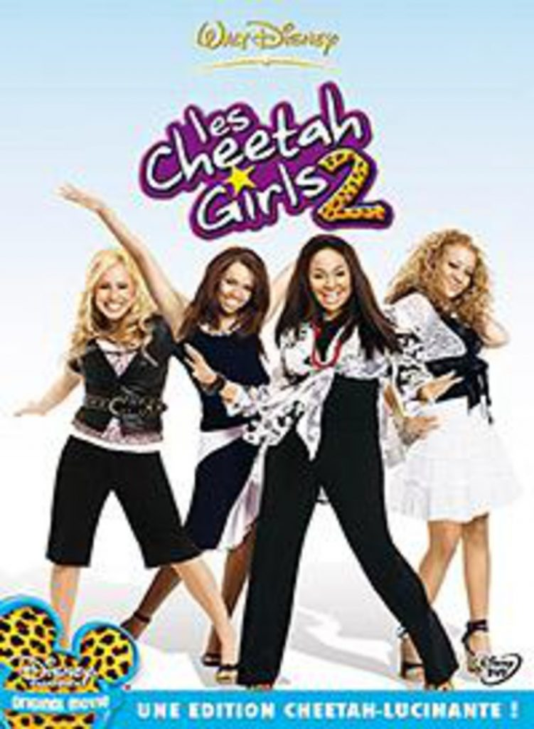 les cheetah girls 2 disney channel original movie